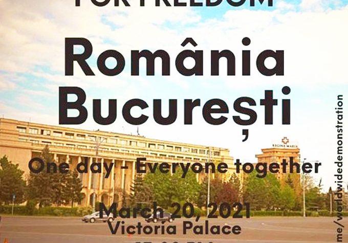 Proteste la Bucureşti